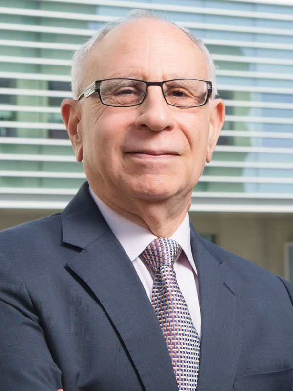 Al Bloom, NYUAD Vice Chancellor