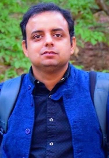 Bodhisatwa Mazumdar