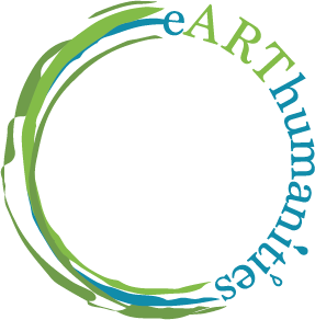 eARThumanities logo
