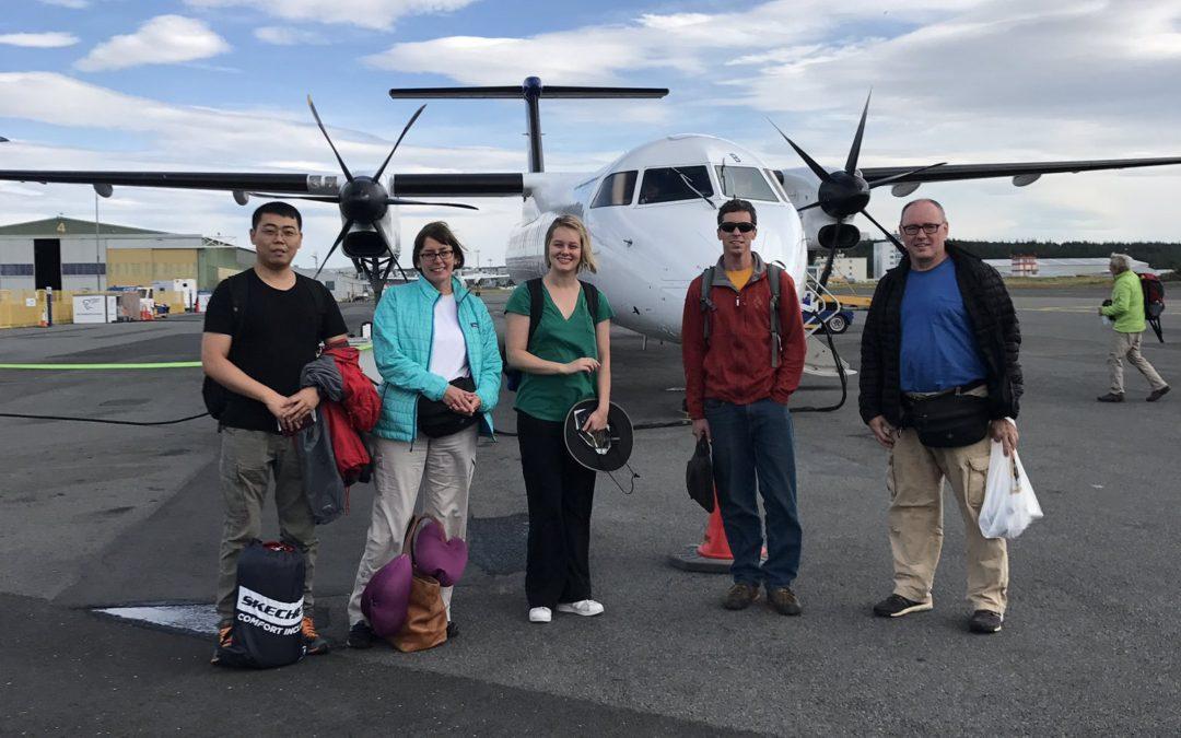 Greenland Trip by Maya Adams