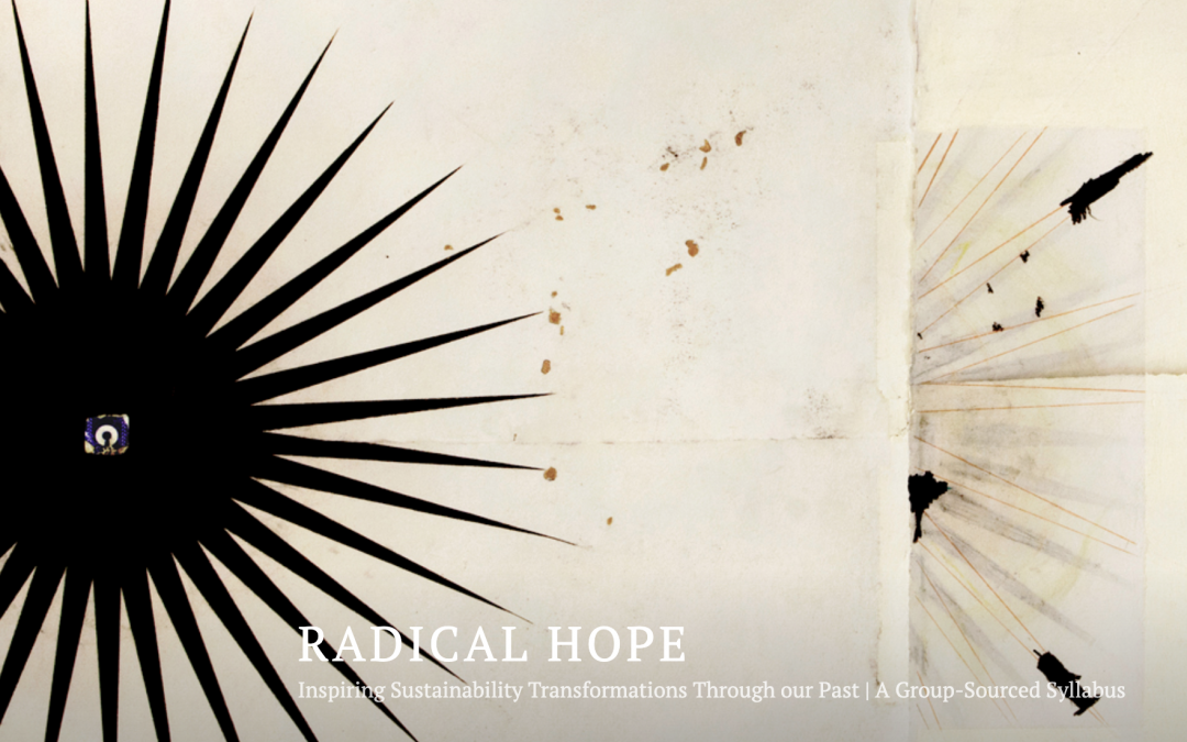 Radical Hope | A group sourced syllabus