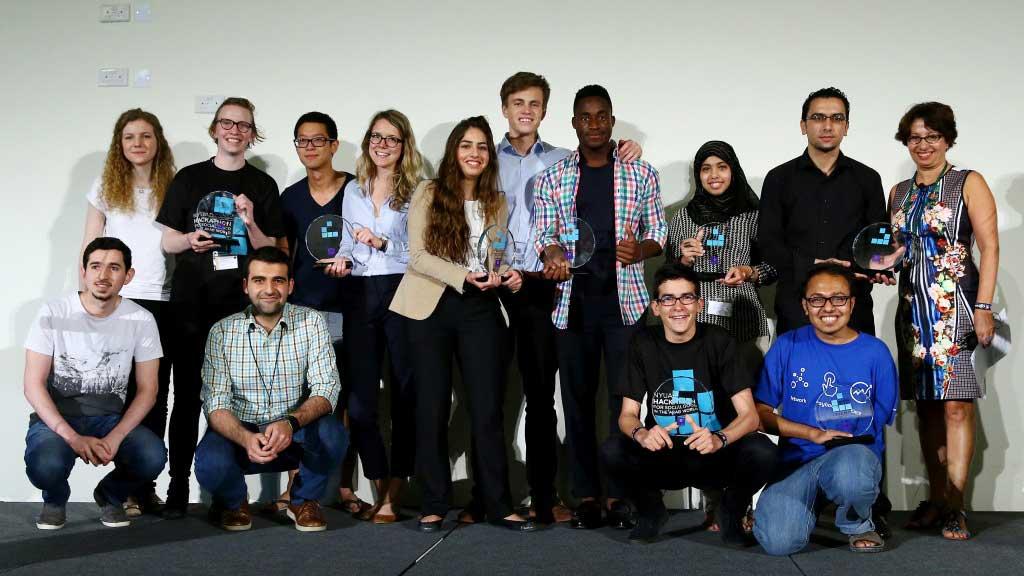 2015 Hackathon Winners