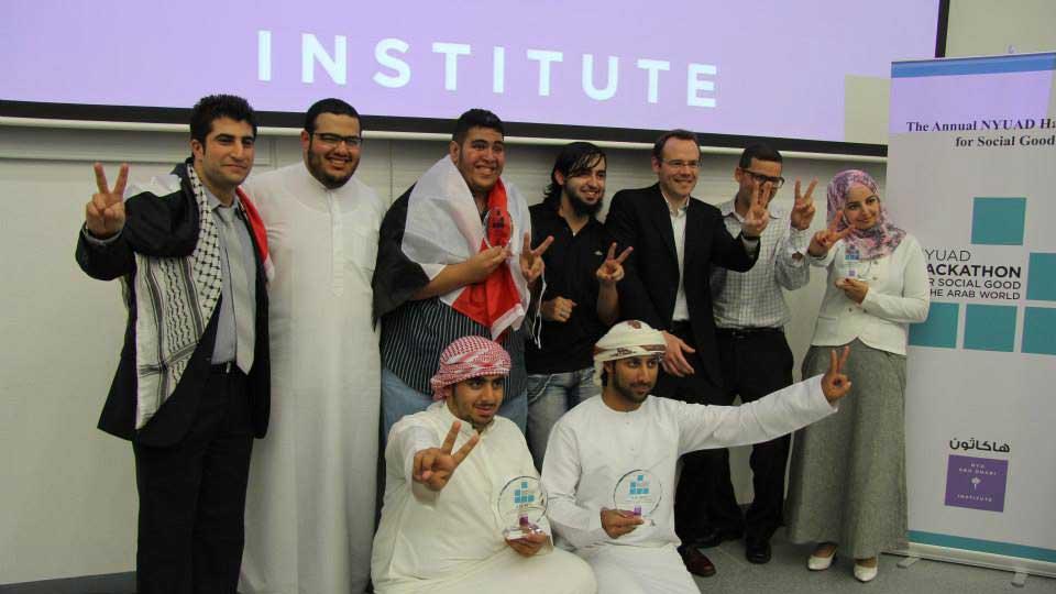 2014 Hackathon Winners