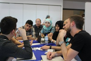 2014 NYUAD HACKATHON FOR SOCIAL GOOD IN THE ARAB WORLD